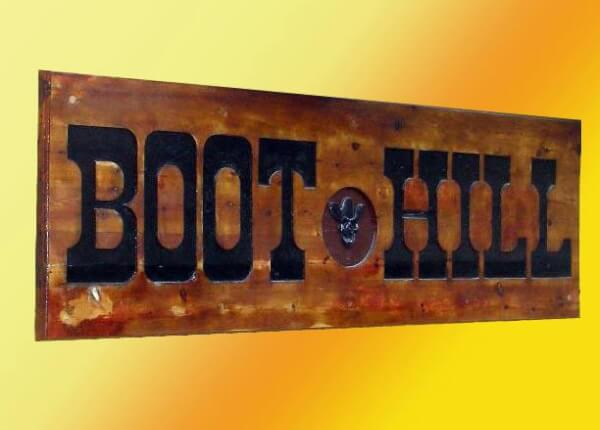 Boot Hill