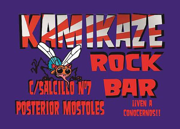 Kamikaze Rock Bar